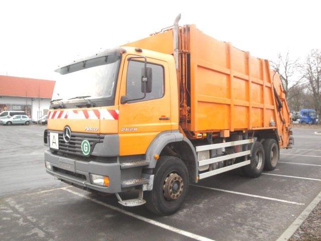Sperrmüll Falkensee lastkraftwagen mercedes seite 32